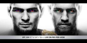 UFC 229 via Facebook