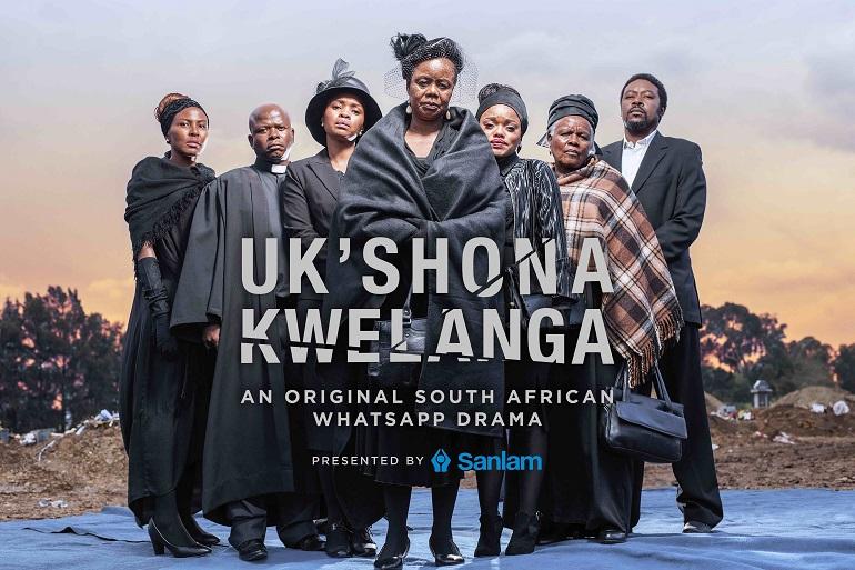 Uk'shona Kwelanga - Sanlam campaign