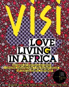 """VISI 70 """"Wild Design"""" covers"""
