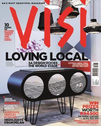 VISI, Spring Issue, August September 2018