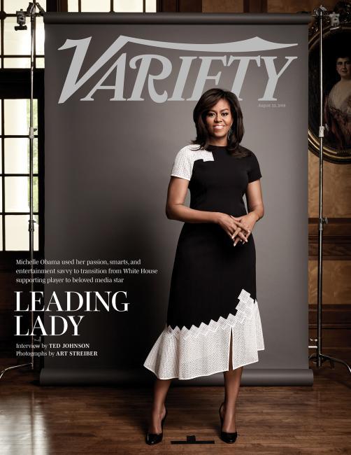 Variety, 23 August 2016: Michelle Obama