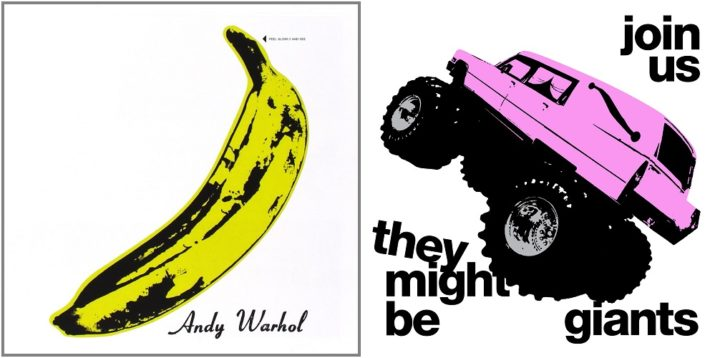 Velvet Underground and Nico, Andy Warhol - They Might Be Giants, Join Us
