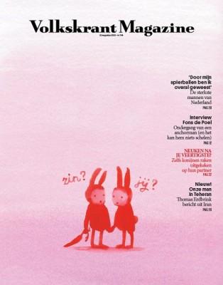 Volkskrant Magazine, 22 August 2015