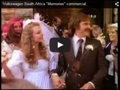Volkswagen SA Memories ad