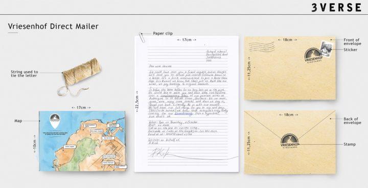 Vriesenhof direct mailer