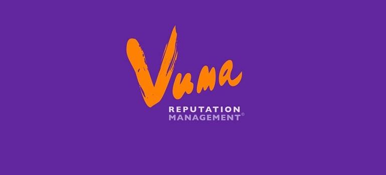 Vuma Reputation Management logo