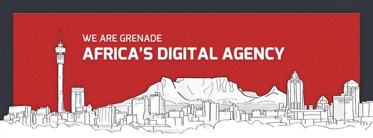 We are Grenade. Africa's Digital Agency