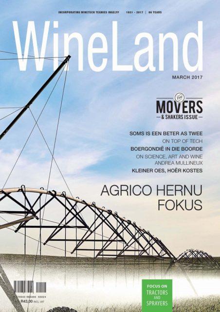 WineLand, March 2017