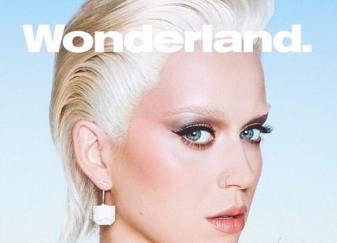 Wonderland, Summer 2015: Katy Perry blonde