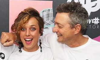 Emma Strydom and Mike Schalit