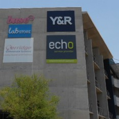 Y&R South Africa in Johannesburg