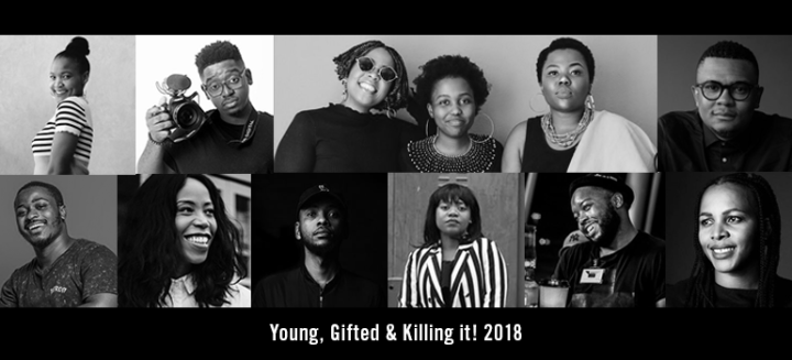 Young, Gifted & Killing It ! 2018 in review slider