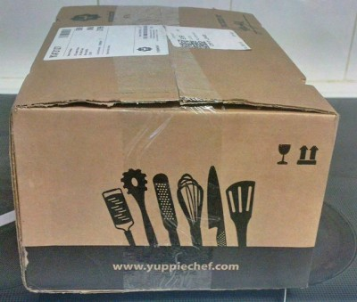 Yuppiechef courier box