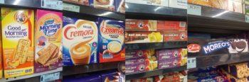 Zambian PnP shelves