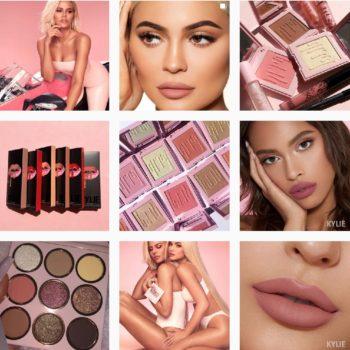 Zeitgeist of Now Anti-perfection 01 Kylie Cosmestics on Instagram