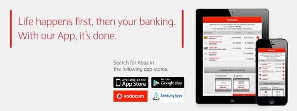 absa app
