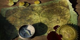 adventure-still-life-old-world-map courtesy of Pixabay