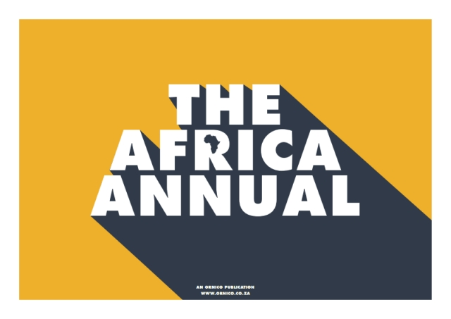The Africa Annual graphic