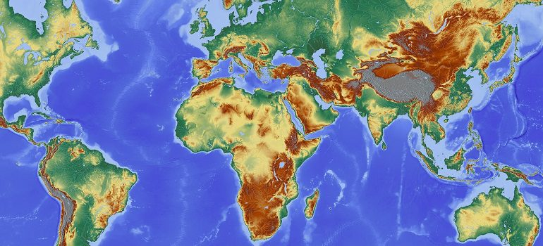 africa-map-continent-south-america courtesy of Pixabay