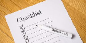 checklist check list marker courtesy of Pixabay