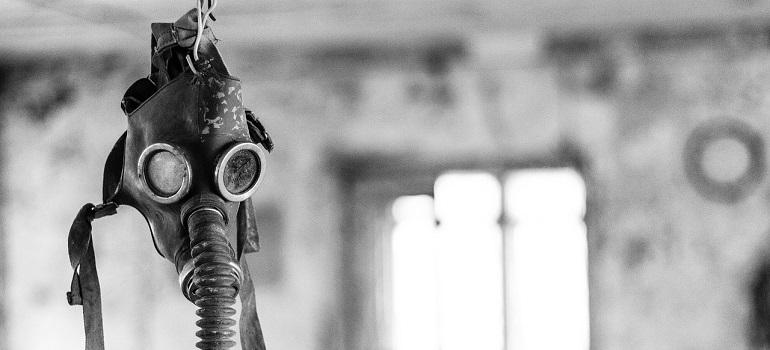 chernobyl-gasmask-pripyat-abandoned image by StudioKlick courtesy of Pixabay