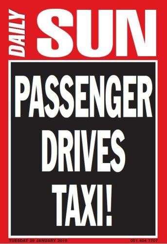 Daily Sun poster