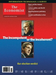 Bush The Economist