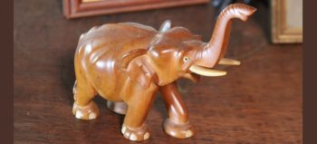 elephant-wood-carving-animal courtesy of Pixabay