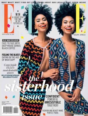 Elle, February 2015
