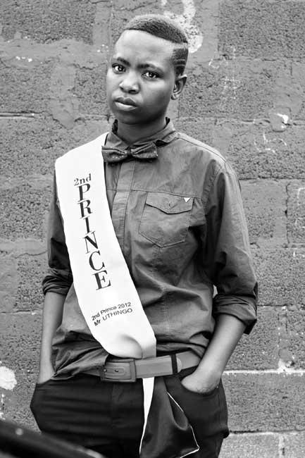 Collen Mfazwe, August House, Johannesburg, 2012
