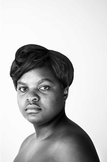Maureen Velile Majola, Parktown, Johannesburg, 2013