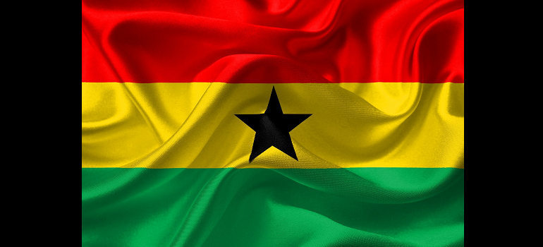flag-ghana-red-yellow-green-black courtesy of Pixabay