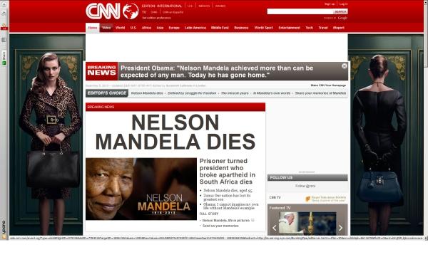 fullscreen Madiba CNN Intl