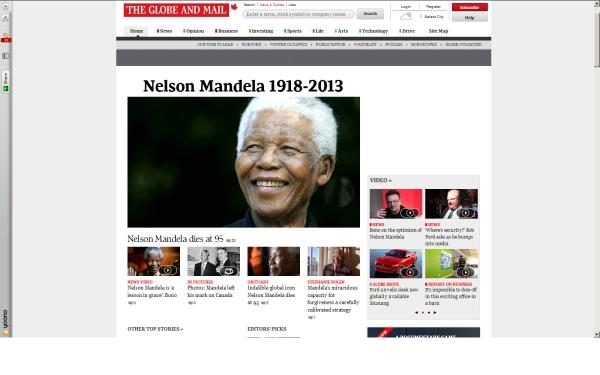 fullscreen Madiba Globe and Mail 2