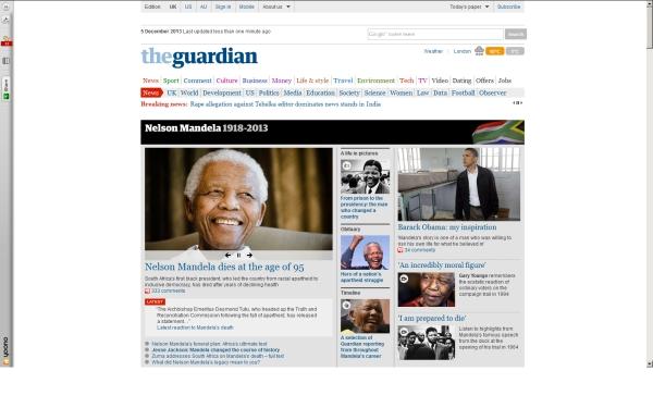 fullscreen Madiba The Guardian 2