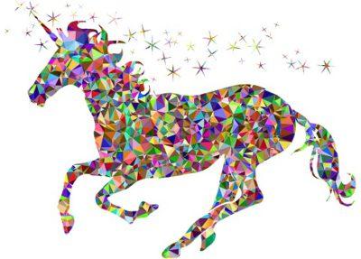 gem unicorn fantasy horse courtesy of pixabay