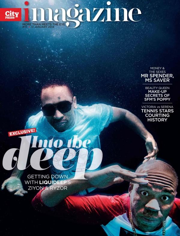 iMagazine (City Press), 12 January 2014