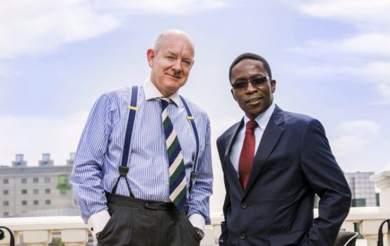 Denford Magora, CEO of The Jupiter Drawing Room (Zimbabwe) & Partners