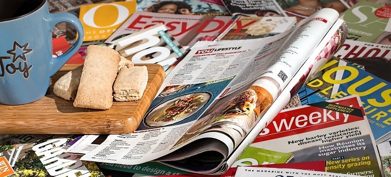 magazines-reading-leisure courtesy of Pixabay