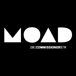 Museum of African Design (MOAD) logo