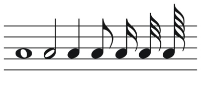 music notes by FotoshopTofs courtesy of pixabay amended for slider