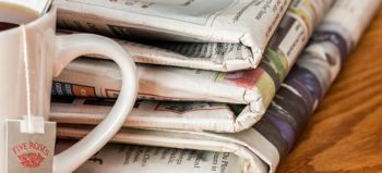 newspaper-news-media-print-media courtesy of Pixabay