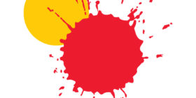 Red & Yellow logo