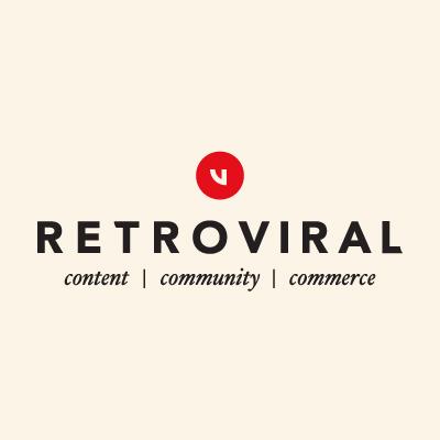 New Retroviral logo 2015