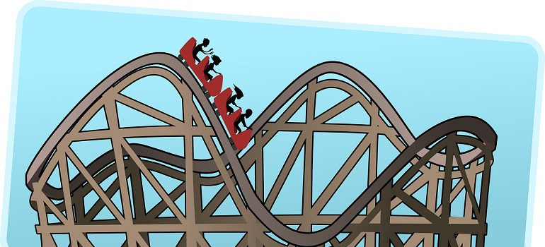 rollercoaster courtesy of Pixabay