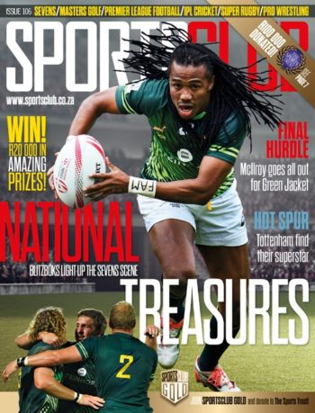 Sports Club, Issue 106