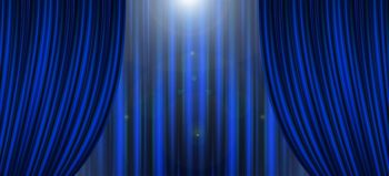 theater-cinema-curtain-stripes courtesy of Pixabay