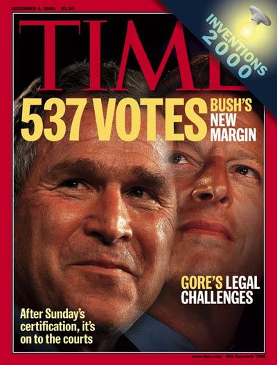 George W Bush A Retrospective In Magazine Covers