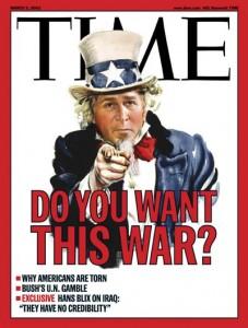 George Bush - Time