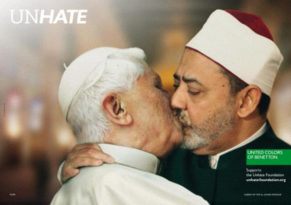 United Colours of Benetton: Unhate